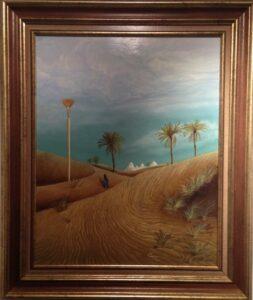 Eric-woestijn