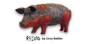 Rhino Lincy Bakker