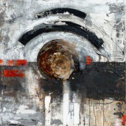 Karin van de Berg-Harmony-Abstract-schilderijen-originele-kunstwerken-